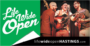 Life Wide Open Music Ad