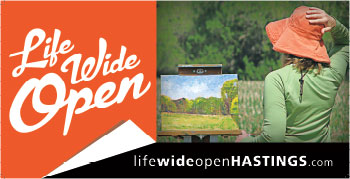 Life Wide Open Artist Ad