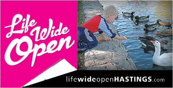 Life Wide Open Parks Ad