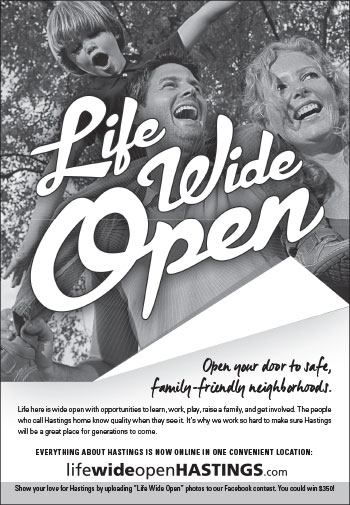Life Wide Open Family Ad